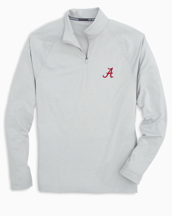 Alabama Crimson Tide Lightweight Quarter Zip Pullover