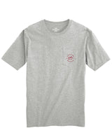 Alabama Crimson Tide Short Sleeve Flag Gameday T-Shirt | Southern Tide