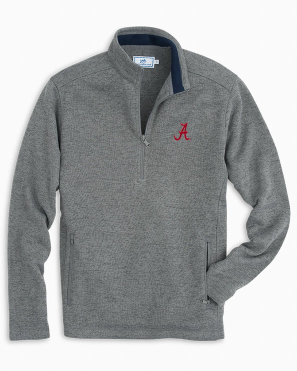 Alabama Sweater Fleece Quarter Zip