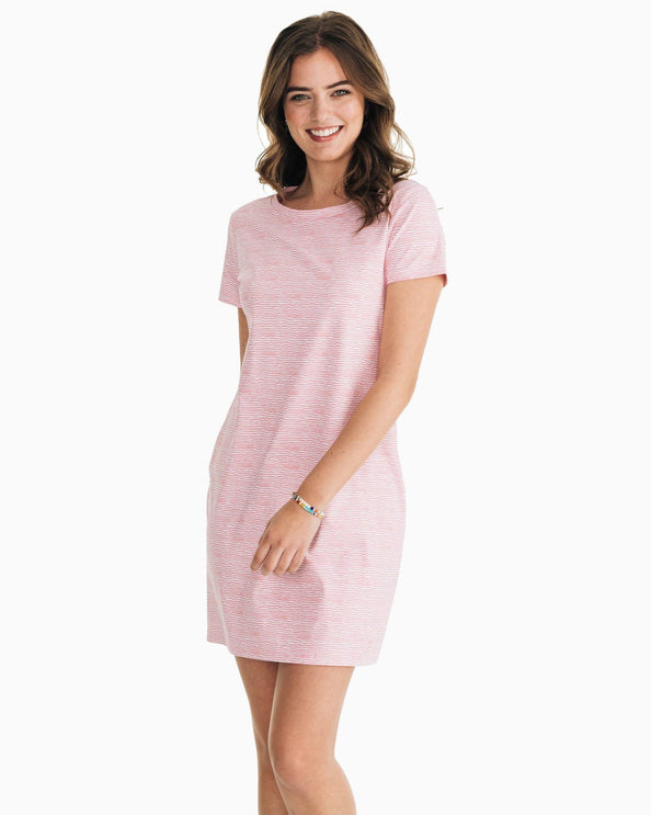 Amelia Performance T-Shirt Dress