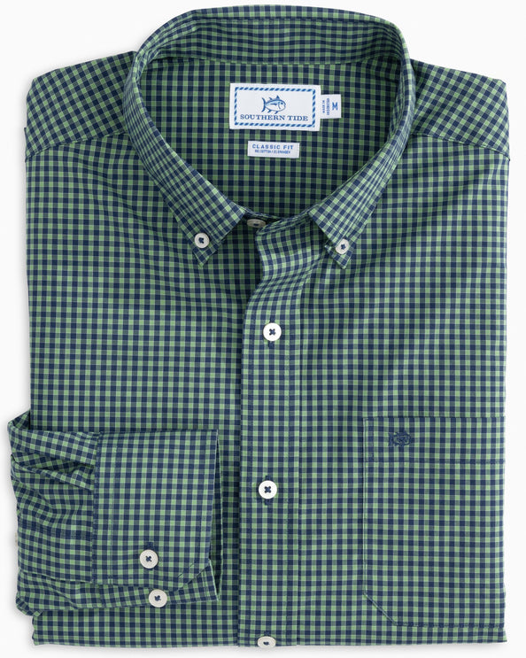 Asilomar Check Button Down Shirt