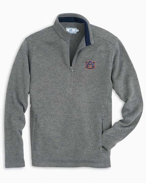 Auburn Sweater Fleece Quarter Zip