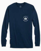 Auburn Tigers Long Sleeve Basketball T-Shirt | Southern Tide