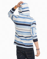 Baja Striped Pullover Hoodie | Southern Tide