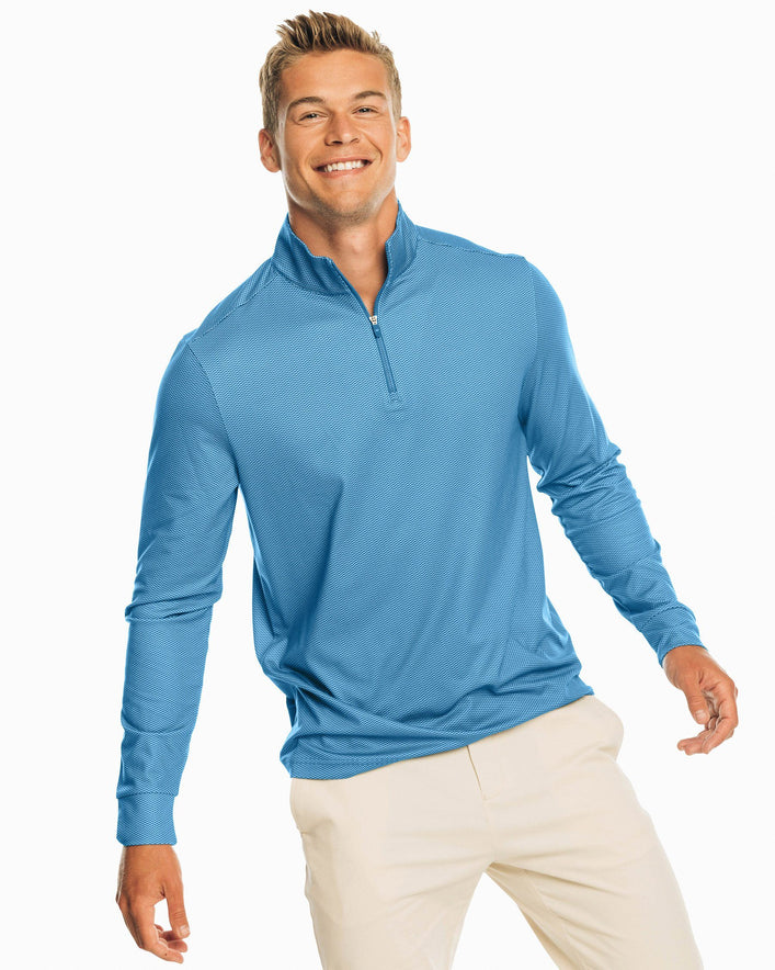 Bass Quarter Zip Pullover
