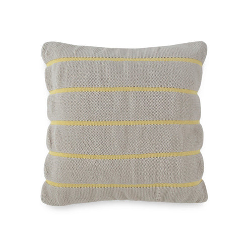 Bayside Knit Striped Throw Pillow | Southern Tide
