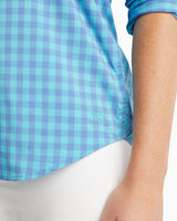Beach Break Hadley Intercoastal Performance Popover Shirt | Southern Tide