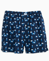 Bearly Awake Boxer Short | Southern Tide