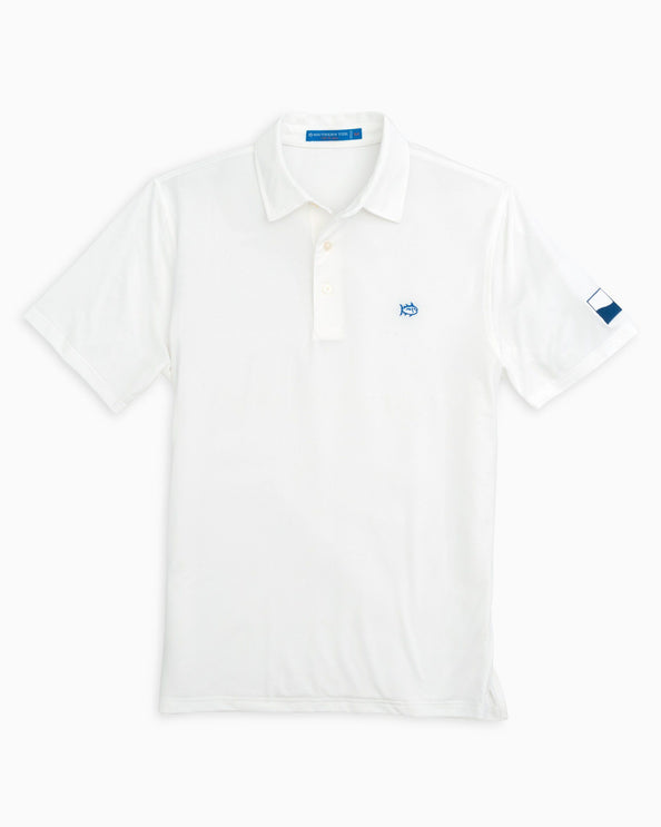 Beneath The Waves Driver Performance Polo Shirt