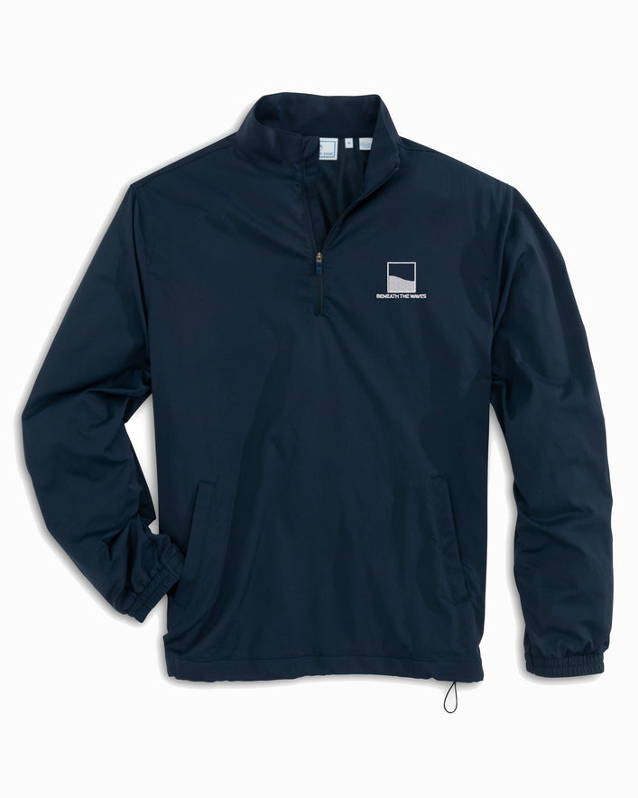 Beneath The Waves Intercoastal Quarter Zip Pullover