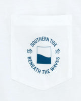 Beneath the Waves Long Sleeve T-Shirt | Southern Tide