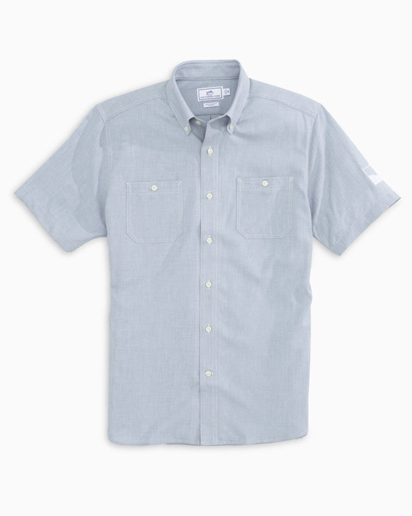Beneath The Waves Short Sleeve Dock Shirt