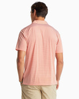 Bimini brrr® Striped Performance Polo Shirt | Southern Tide