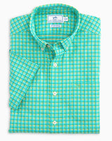 Bow Chaser Intercoastal Short Sleeve Sport Shirt | Southern Tide