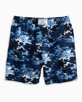 Boys Camo Swim Trunk | Southern Tide