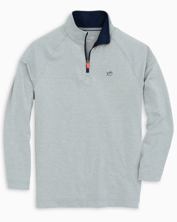 Boys Cruiser Quarter Zip Pullover