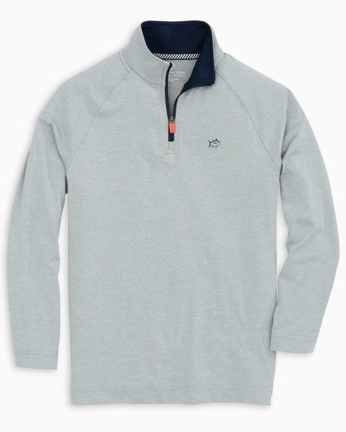 Boys Cruiser Quarter Zip Pullover | Southern Tide