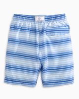 Boys Gradient Striped Swim Trunk | Southern Tide