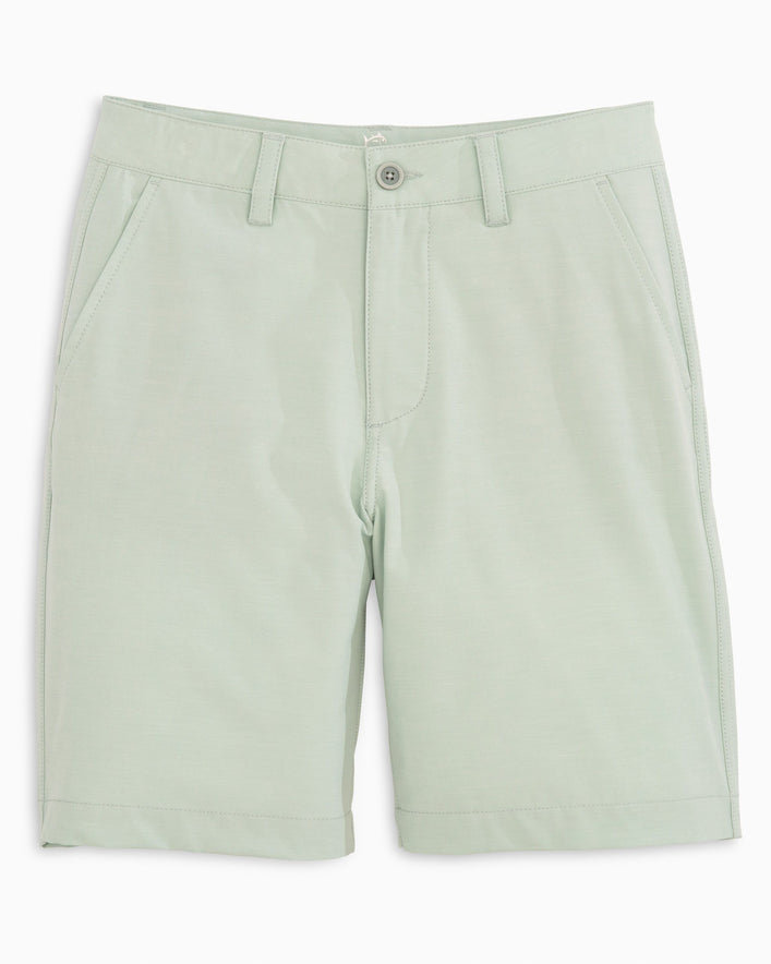 Boys Heathered T3 Gulf Short