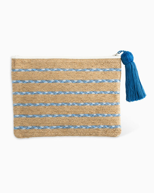 Braided Clutch | Southern Tide