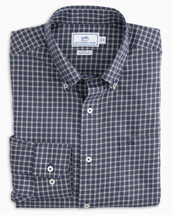 Carmel Point Plaid Button Down Shirt