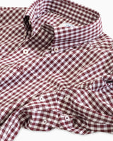Centerline Gingham Intercoastal Performance Sport Shirt | Southern Tide