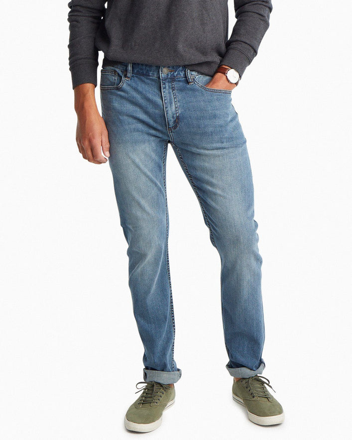 Charleston Denim Jeans - Medium Wash