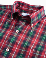 Christmastide Button Down Shirt | Southern Tide
