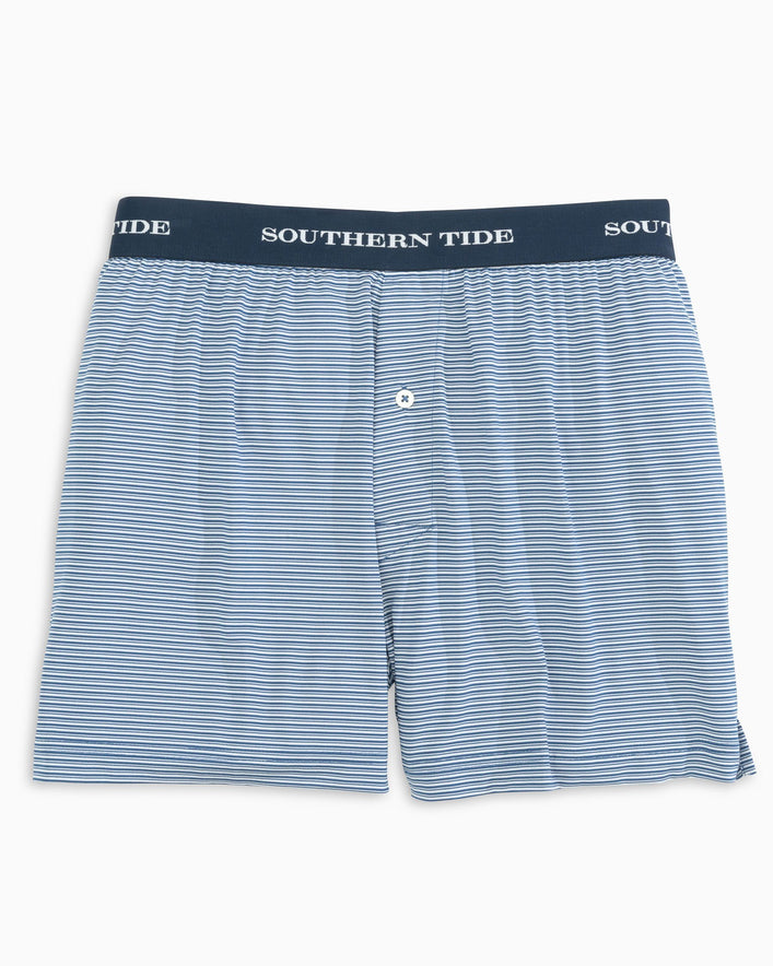 Classic Striped Performance Boxer Shorts