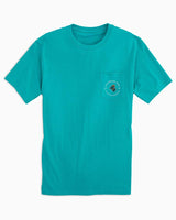 Coastal Carolina Chanticleers Circle Short Sleeve T-Shirt | Southern Tide