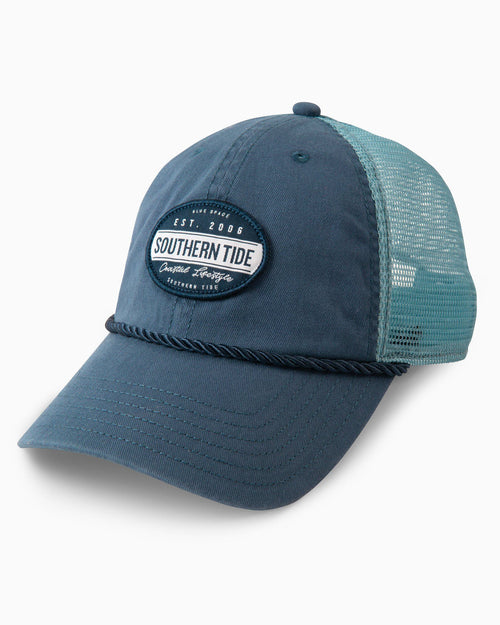Coastal Lifestyle Patch Trucker Hat | Southern Tide