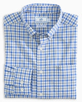 Coastal Passage Ahull Check Sport Shirt | Southern Tide