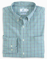 Coastal Passage Tattersall Sport Shirt | Southern Tide