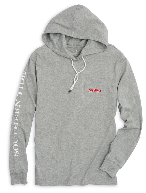 Image of Gameday Hoodie T-shirt - University of Mississippi