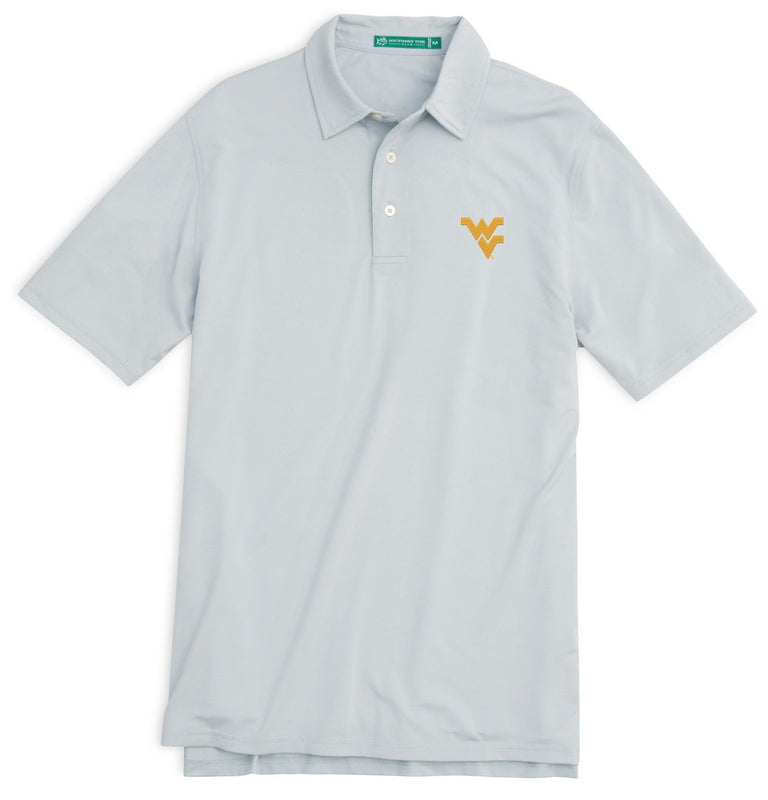 Gameday Driver Polo - West Virginia University | Southern Tide