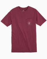 College of Charleston Chant Short Sleeve T-Shirt | Southern Tide