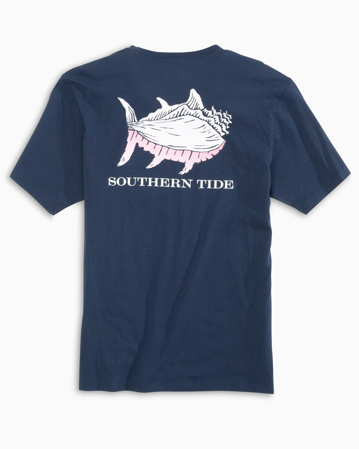 Conch Shell Skipjack T-Shirt