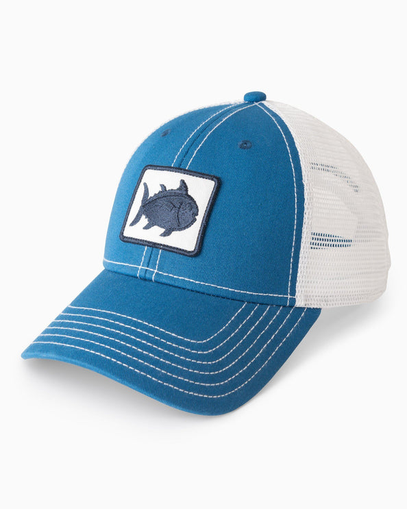 Fly Patch Skipjack Trucker Hat