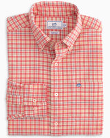 Course Plaid Oxford Sport Shirt | Southern Tide