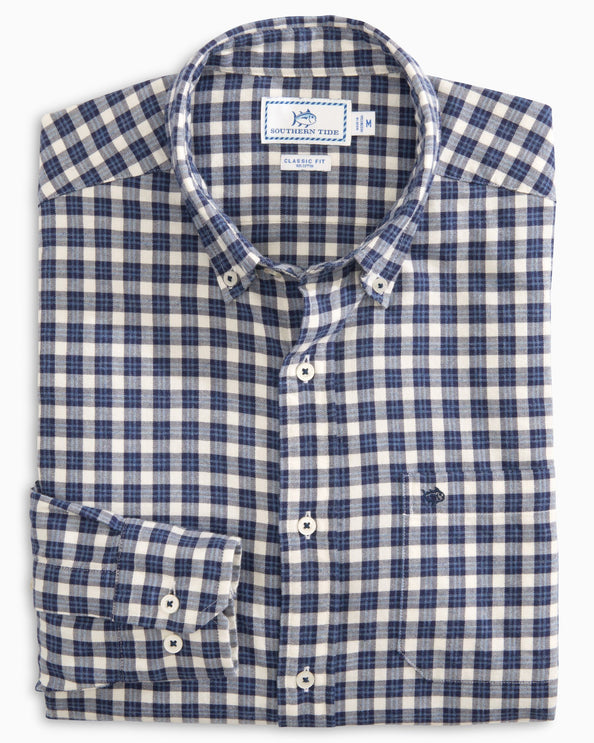 Cutwater Check Button Down Shirt