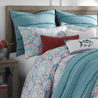 Dory Lane Quilt | Southern Tide