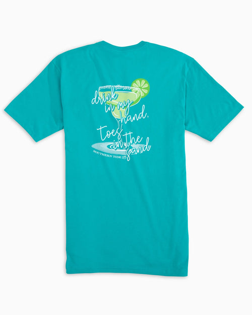 Drink In My Hand T-Shirt | Southern Tide