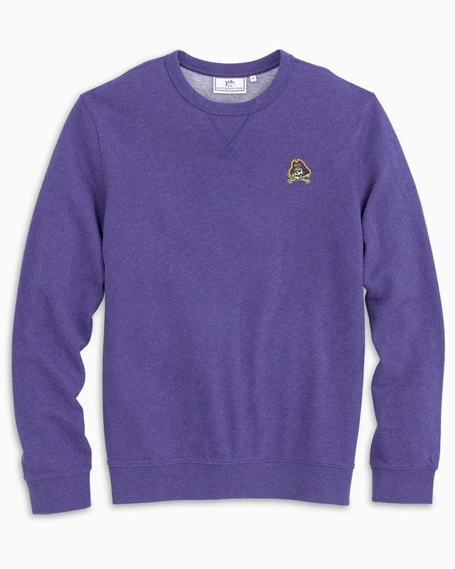 East Carolina Upper Deck Pullover Sweater | Southern Tide