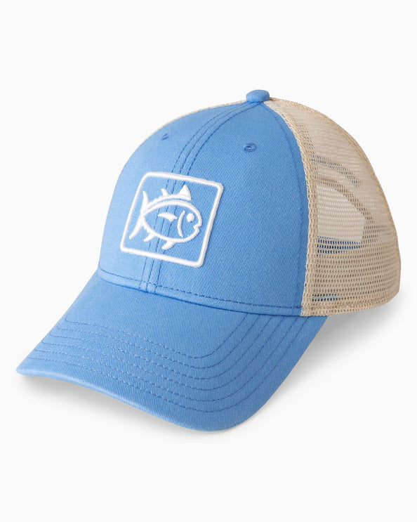 Embroidered Skipjack Trucker Hat