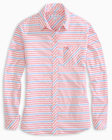 Emery Striped Button Down Shirt | Southern Tide