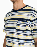 Escapade Striped T-Shirt | Southern Tide