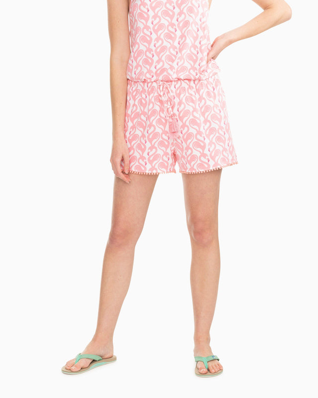 Flamingo Sleep Short | Southern Tide