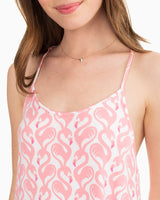 Flamingo Sleep Tank | Southern Tide