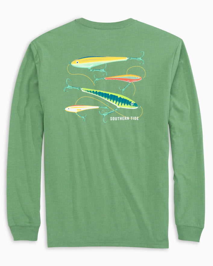 Flying Lures Long Sleeve T-Shirt