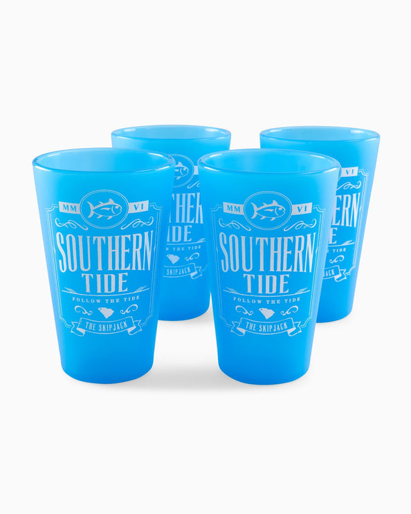 4-Pack Follow the Tide 16oz Silipint® Cup